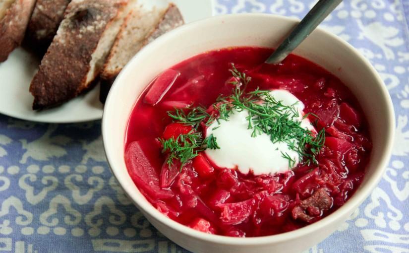 Polska jest sławna z apetycznych potraw